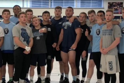 Old Dominion ends wrestling program, cites coronavirus budget cuts