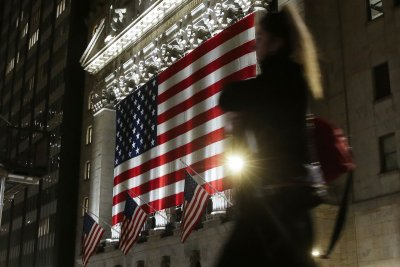 Dow climbs 367 points as vote count continues in presidential race