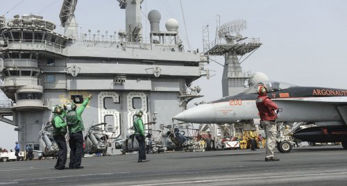 U.S.: Iran orders Iraqi militants to hit U.S. Embassy if Syria is hit