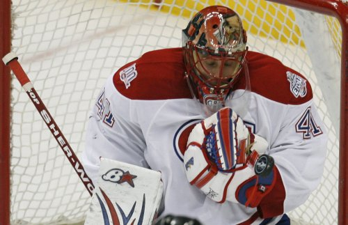 Halak takes NHL's top star honor
