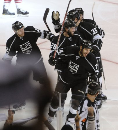 NHL: Los Angeles 2, Phoenix 1