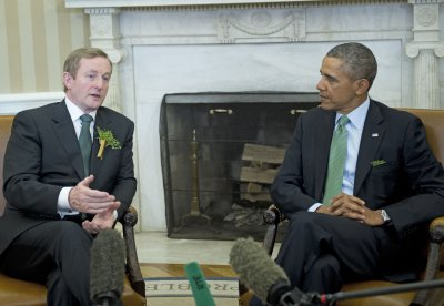 Obama: Ireland stronger globally because of decisions Kenny made