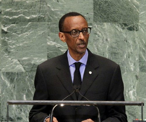 U.K. arrests Rwandan intelligence officer over war crimes
