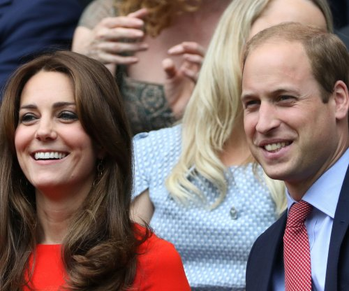Kate Middleton and Prince William enjoy outing sans kids at Wimbledon quarterfinal