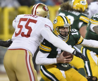 San Francisco 49ers LB Ahmad Brooks out after death of sister
