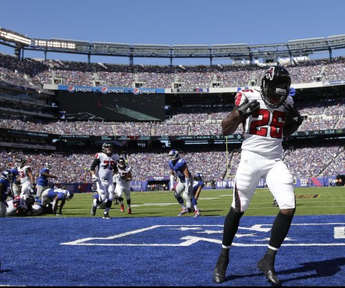 Fantasy Football: Atlanta Falcons' Tevin Coleman [sickle cell trait] could miss Denver game