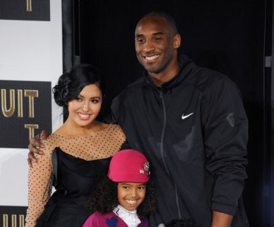 Kobe Bryant and wife Vanessa welcome third child