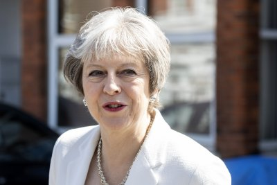 Theresa May: No compromise, second referendum on Brexit plan
