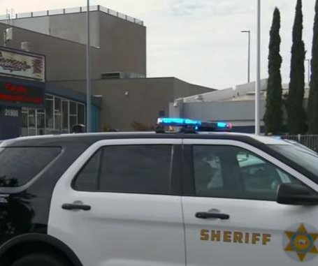 Accused suspect in Southern California school shooting dies