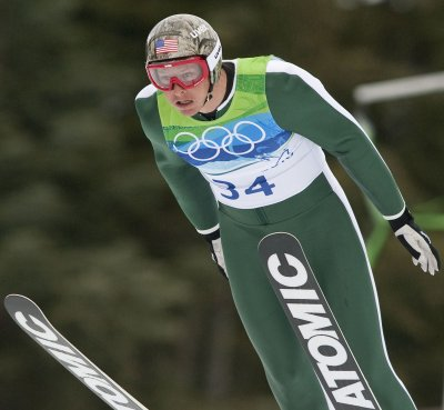 Lodwick selected to be U.S. Olympic flag bearer