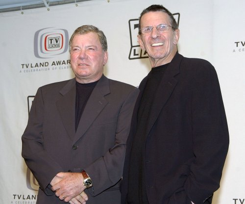 William Shatner: 'I feel really awful' about missing Leonard Nimoy's funeral