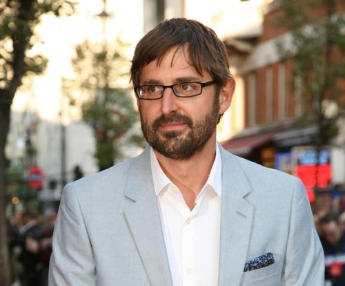 Director Louis Theroux says Scientologists are making a film about him