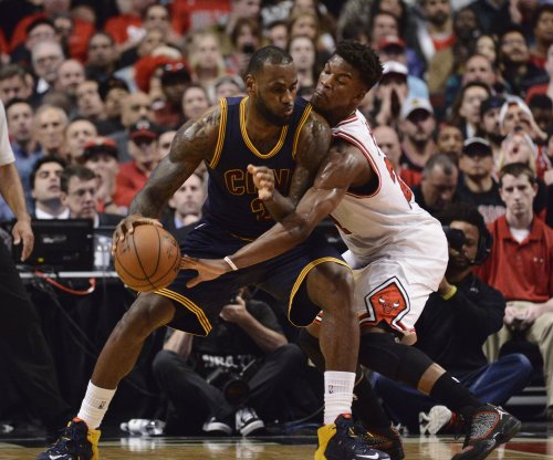 Cleveland Cavaliers blow out Chicago Bulls, advance to conference finals