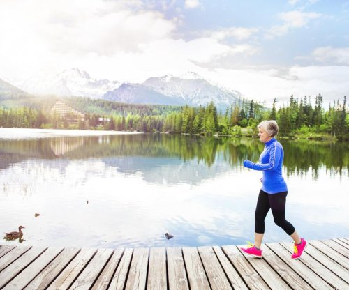 Physical activity improves mental flexibility in older adults