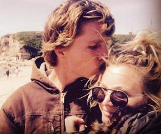 Kaley Cuoco cozies up to Karl Cook in new photos