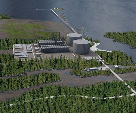 Canada backs major western LNG project