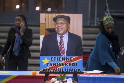 Democratic Republic of Congo mourns death of Etienne Tshisekedi