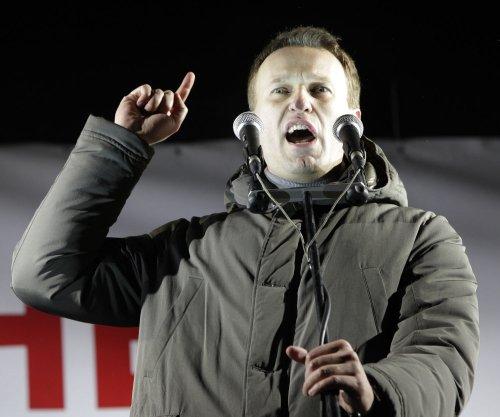 Russian activist Alexei Navalny appeals sentence