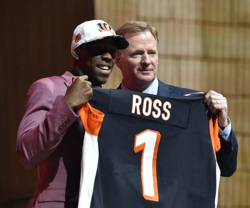 Cincinnati Bengals get speedy WR John Ross with No. 9 overall pick