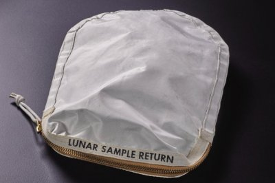 Bag of moon dust from Apollo 11 being auctioned for up to $4M