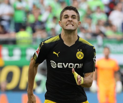 Christian Pulisic scores early in Bundesliga match, adds assist