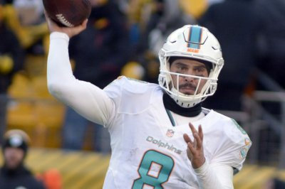 Miami Dolphins: QB Matt Moore likely to start Thursday for injured Jay Cutler