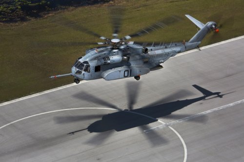Navy taps Sikorsky for database to support CH-53K helicopters
