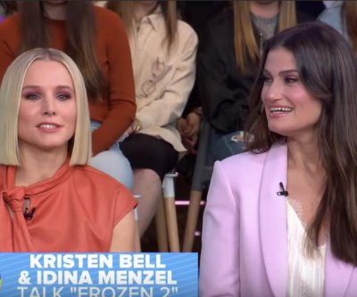 Kristen Bell, Idina Menzel tease new songs in 'Frozen 2'
