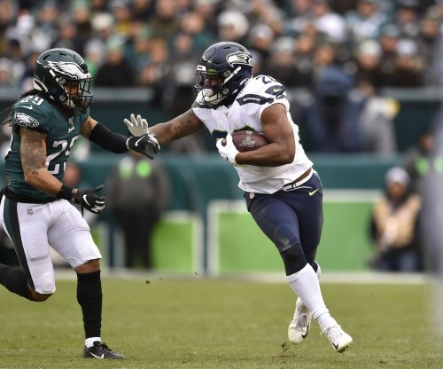 Seattle Seahawks lose RB Rashaad Penny for rest of season due to ACL injury