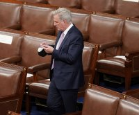 House GOP leader McCarthy opposes panel to investigate Capitol attack