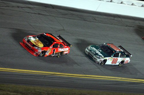 McMurray wins bizarre Daytona 500