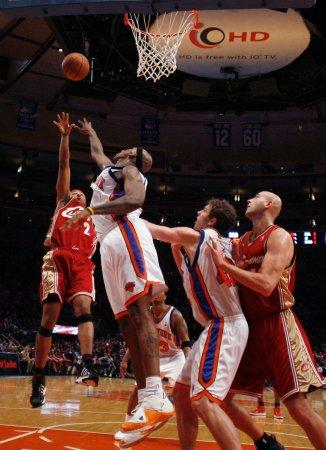 NBA: Cleveland 119, New York 101