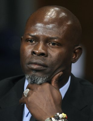 Hounsou to lend voice to Black Panther