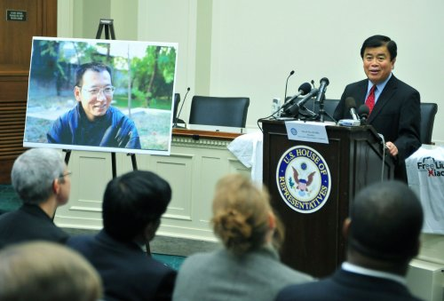 China: U.S. legislators are 'arrogant'