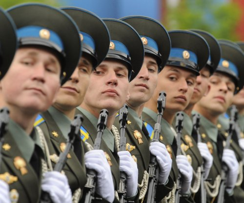 Kiev: Russia military 'rotating manpower' in eastern Ukraine