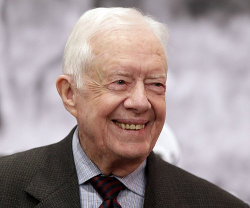 Jimmy Carter leaves Guyana amid health concerns