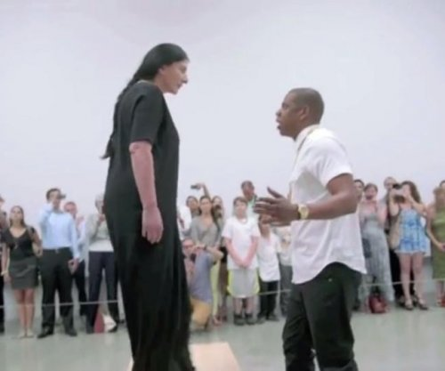 Artist Marina Abramovic 'pissed' by Jay Z's failed partnership