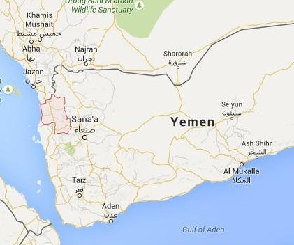 Saudi-led coalition airstrikes kill 36 in northwestern Yemen's Hajjah province