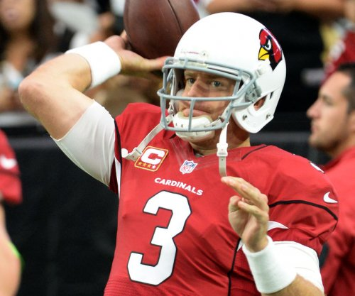 Carson Palmer throws for three TDs as Arizona Cardinals stop New Orleans Saints