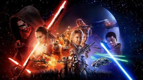 Terminally ill 'Star Wars' fan receives wish to see 'The Force Awakens' early