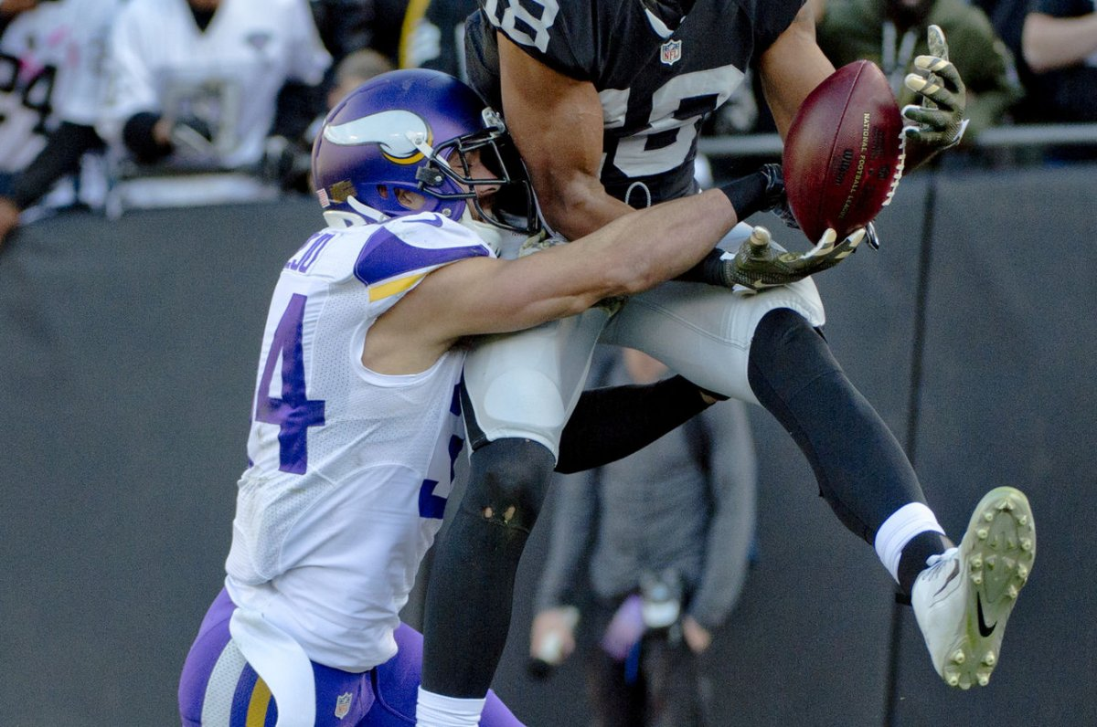 Minnesota Vikings make Harrison Smith highest paid safety in NFL