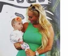 Coco Austin's daughter Chanel makes red carpet debut
