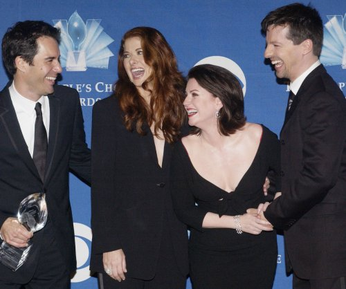 'Will & Grace' returns for new election-themed scene