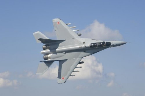 MiG pushing for exports of the MiG-35 fighter