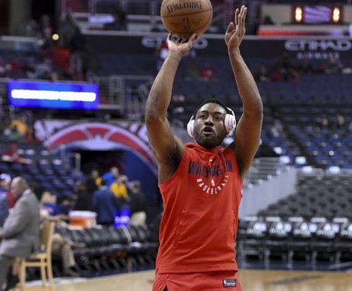 John Wall to return when Wizards host Hornets