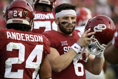 Report: Mayfield 'definitely' in mix for Browns' No. 1 pick