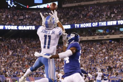 Detroit Lions WR Marvin Jones Jr. sits out practice