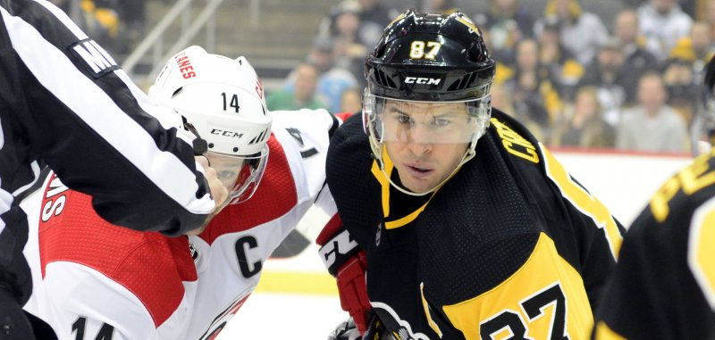 Pittsburgh Penguins Sidney Crosby Won T Play For Team Canada At