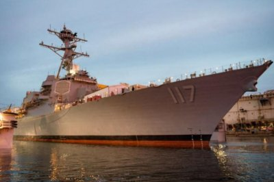 BAE awarded $23.9M for USS Ignatius post-shakedown work