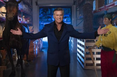 'Ripley's' host Bruce Campbell hails 'golden era' for geeks
